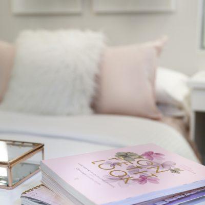 Cahier dans la chambre