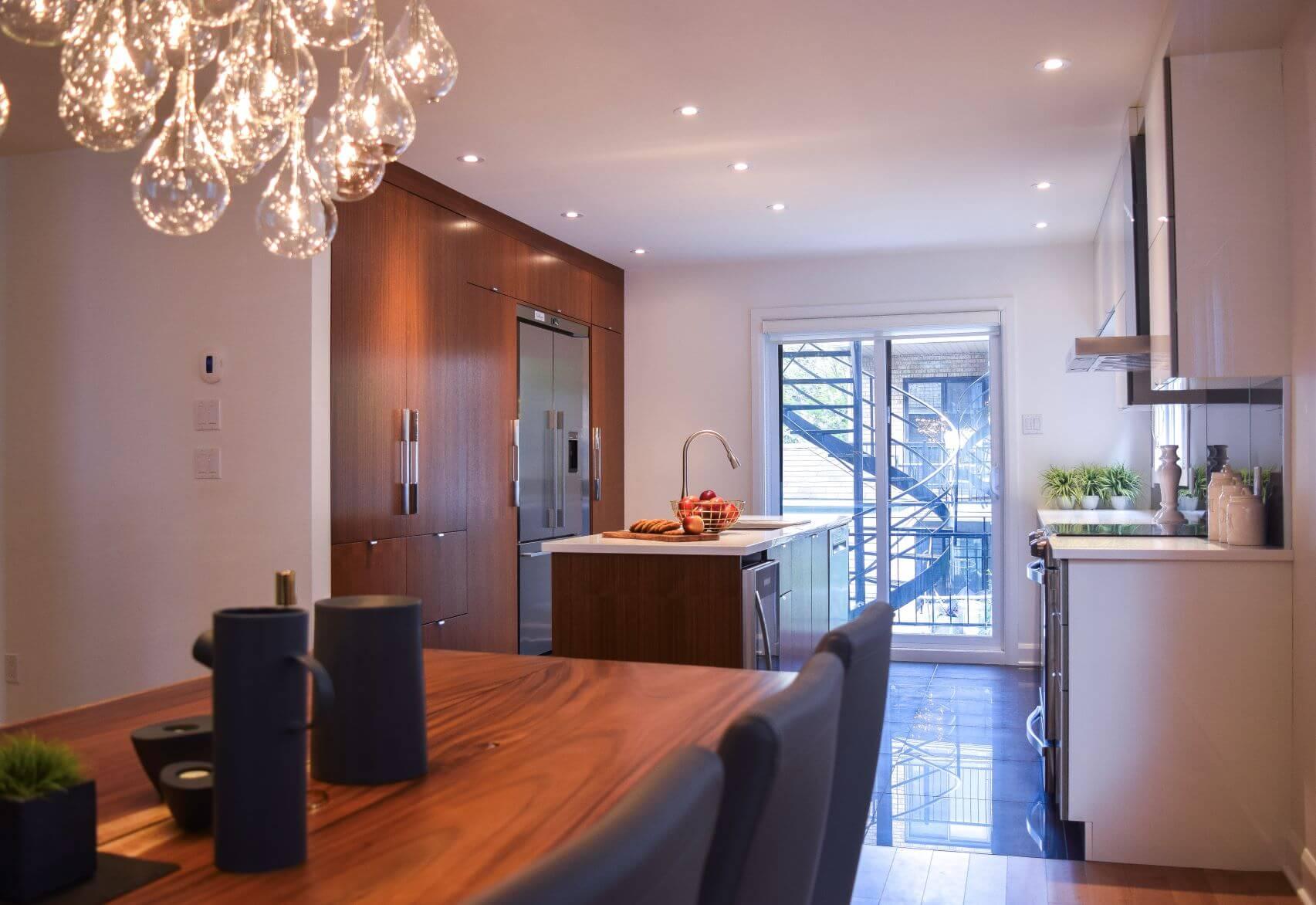 Design Salon Salle A Manger cuisine, salle à manger, salon - la zone design